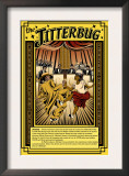 The Jitterbug Prints by Wilbur Pierce