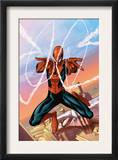 Spider-Man Unlimited 3 Cover: Spider-Man Poster by Ale Garza