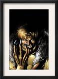 Wolverine 13 Cover: Sabretooth Fighting Posters by Darick Robertson