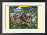 A Streak of Siberian White Tigers Prints by Richard Kelly