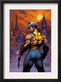 New X-Men 151 Cover: Logan Art by Marc Silvestri