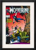Wolverine 5 Cover: Wolverine Prints by John Buscema