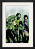 Marvel Nemesis: The Imperfects N2 Cover: Hazmat Poster