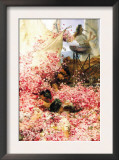 Roses of Heliogabalus Posters by Sir Lawrence Alma-Tadema