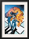 Marvel Age Fantastic Four 5 Cover: Mr. Fantastic Prints by Makoto Nakatsuki