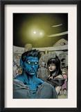 Ultimate X-Men 83 Headshot: Nightcrawler, Callisto and Caliban Posters by Pascal Alixe
