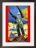 Dux Astroman Prints