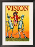 Vision Prints by Wilbur Pierce