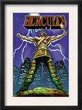 Hercules 1 Cover: Hercules Posters by Mark Texeira
