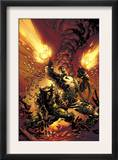 Wolverine Punisher 1 Cover: Wolverine and Punisher Prints by Mike Deodato Jr.