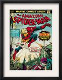 Marvel Comics Retro: The Amazing Spider-Man Comic Book Cover 153 (aged) Posters