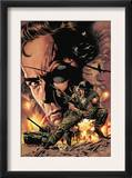 Fury Peacemaker1 Cover: Nick Fury Prints by Darick Robertson