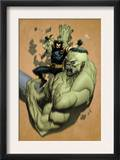 Ultimate Wolverine Vs. Hulk 2 Cover: Wolverine and Hulk Prints by Leinil Francis Yu