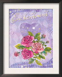 Enchantment Bouquet Poster by Flavia Weedn