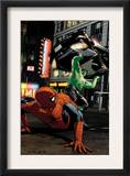 Spider-Man Unlimited 11 Cover: Hulk and Spider-Man Prints by Michael Lark
