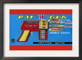 Ray W Gun Posters