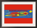 Sparkling Space Ranger Prints