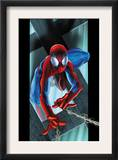 Ultimate Spider-Man 53 Cover: Spider-Man Prints by Mark Bagley