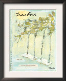 True Love, Pure Joy Prints by Flavia Weedn