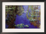 Monet - Water Lilies Prints by Claude Monet
