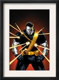 Ultimate X-Men 56 Cover: Colossus Prints