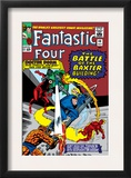 Fantastic Four 40 Cover: Dr. Doom Poster by Jack Kirby