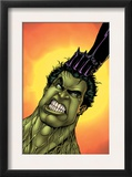 Defenders 2 Cover: Hulk Prints by Kevin Maguire
