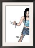 X-23 1 Cover: X-23 Prints by Billy Tan