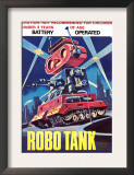 Robo Tank Posters