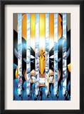 Exiles 3 Cover: Wolverine Prints by Mike McKone