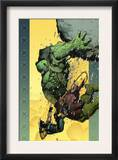 Ultimate Wolverine vs. Hulk 6 Cover: Hulk and Wolverine Prints by Leinil Francis Yu
