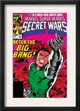 Secret Wars 12 Cover: Dr. Doom Posters by Mike Zeck