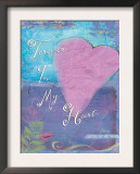 Forever in My Heart Posters by Flavia Weedn