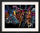 X-Men: Age of Apocalypse One Shot 1 Cover: Wolverine Poster by Bryan Hitch
