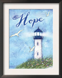 Hope's Beacon Art by Flavia Weedn
