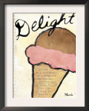 Simple Delight Posters by Flavia Weedn
