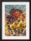 Spider-Man Team-Up Special 1 Group: Spider-Man Prints by Shane Davis