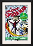 Amazing Spider-Man 1 Cover: Spider-Man Posters by Steve Ditko