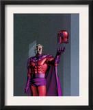 X-Men: Men & X-Men The End 2 Cover: Magneto Posters by Sean Chen