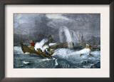 South Sea Whaling Art
