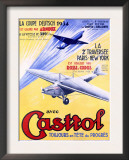 Castrol Aviation Motor Oil Poster Prints