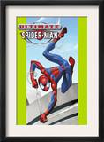 Ultimate Spider-Man 29 Cover: Spider-Man Print by Mark Bagley