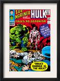 Tales To Astonish 77 Cover: Hulk, Banner and Bruce Prints by John Romita Sr.