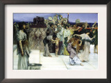 A Consecration of Bacchus, Detail Prints by Sir Lawrence Alma-Tadema