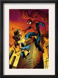 Ultimate Spider-Man Annual 1 Cover: Spider-Man and Shadowcat Posters by Mark Brooks