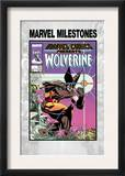 Marvel Milestones 3: Wolverine Cover: Wolverine Posters by Walt Simonson