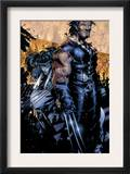 X-Men: Age of Apocalypse 1 Cover: Wolverine and Kirika Poster by Chris Bachalo
