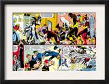 Uncanny X-Men 142 Group: Shadowcat Prints by John Byrne