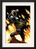 X-Men: Heroes And Martyrs 2 Cover: Warskrull Prints by Sean Chen