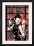 X-23 3 Cover: X-23 Prints by Billy Tan